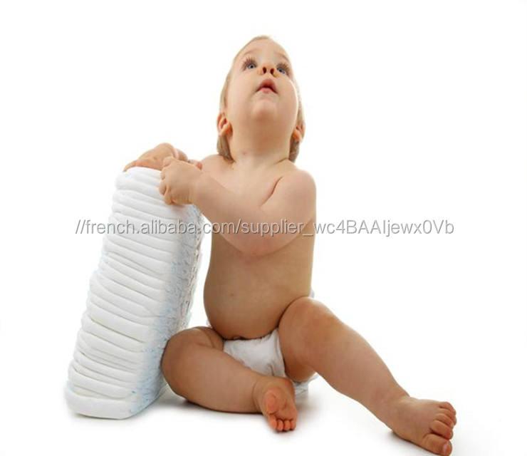 <span class=keywords><strong>Couches</strong></span> pour bébé imprimées par bande magique respirante douce de bébés de <span class=keywords><strong>microfibre</strong></span>