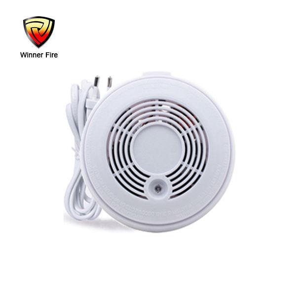 Охранных детектор дыма пожарной сигнализации/CO Угарный газ датчики монитор