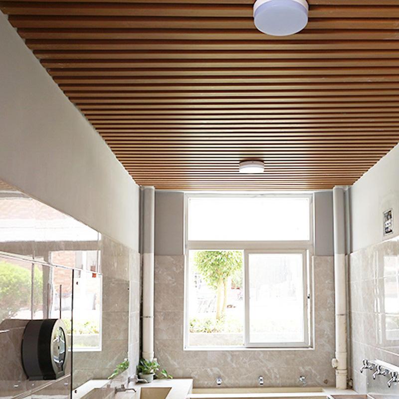 Tetto Design del Soffitto A Prova di Fuoco Su Misura