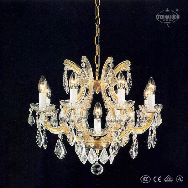 alibabacalidad del hight de oro de color de luz 9 k9 de cristal pequeño maría teresa etl86022 de la lámpara