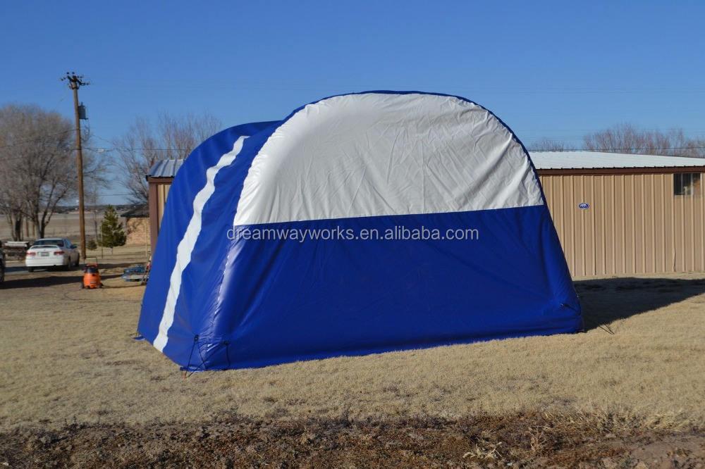 2017 aufblasbare garage zelt, wasserdichte aufblasbare carport für verkauf