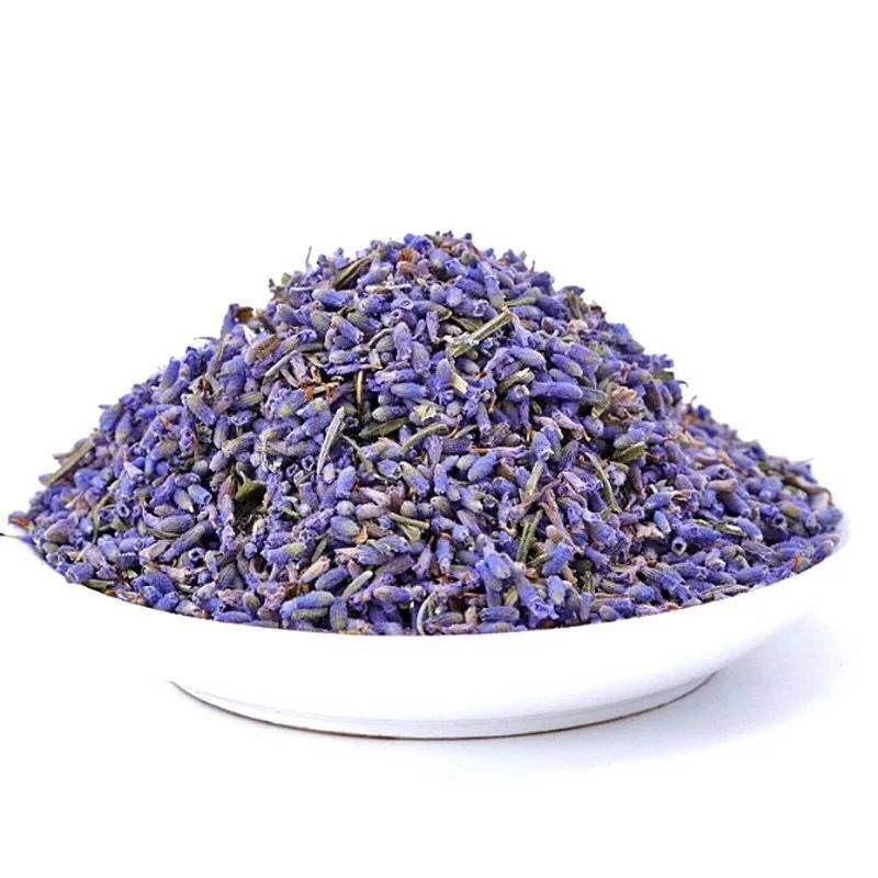 Hand-Picked Natural Dried Lavender Flower Tea, Fujian Chinese Dried Flower tea
