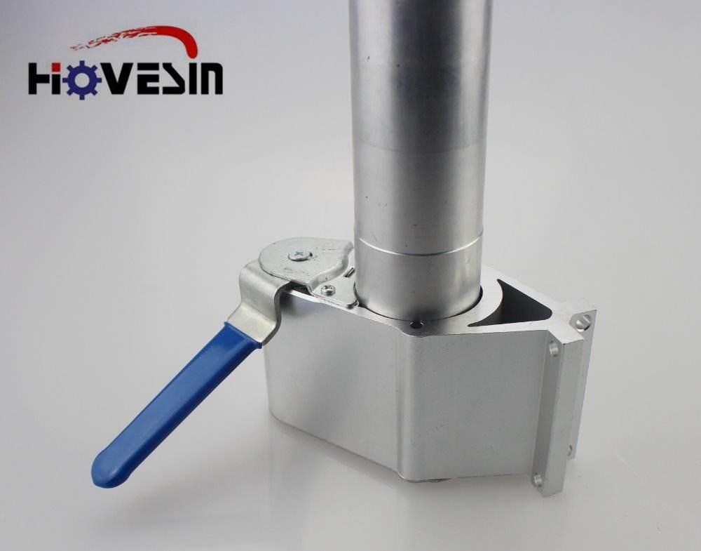 Chine fabricant die casting produit OEM CNC machine avec l'assemblée