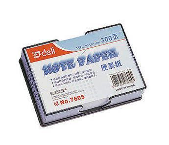 DELI 7605 Бланки / Загрузка лотка бумаги