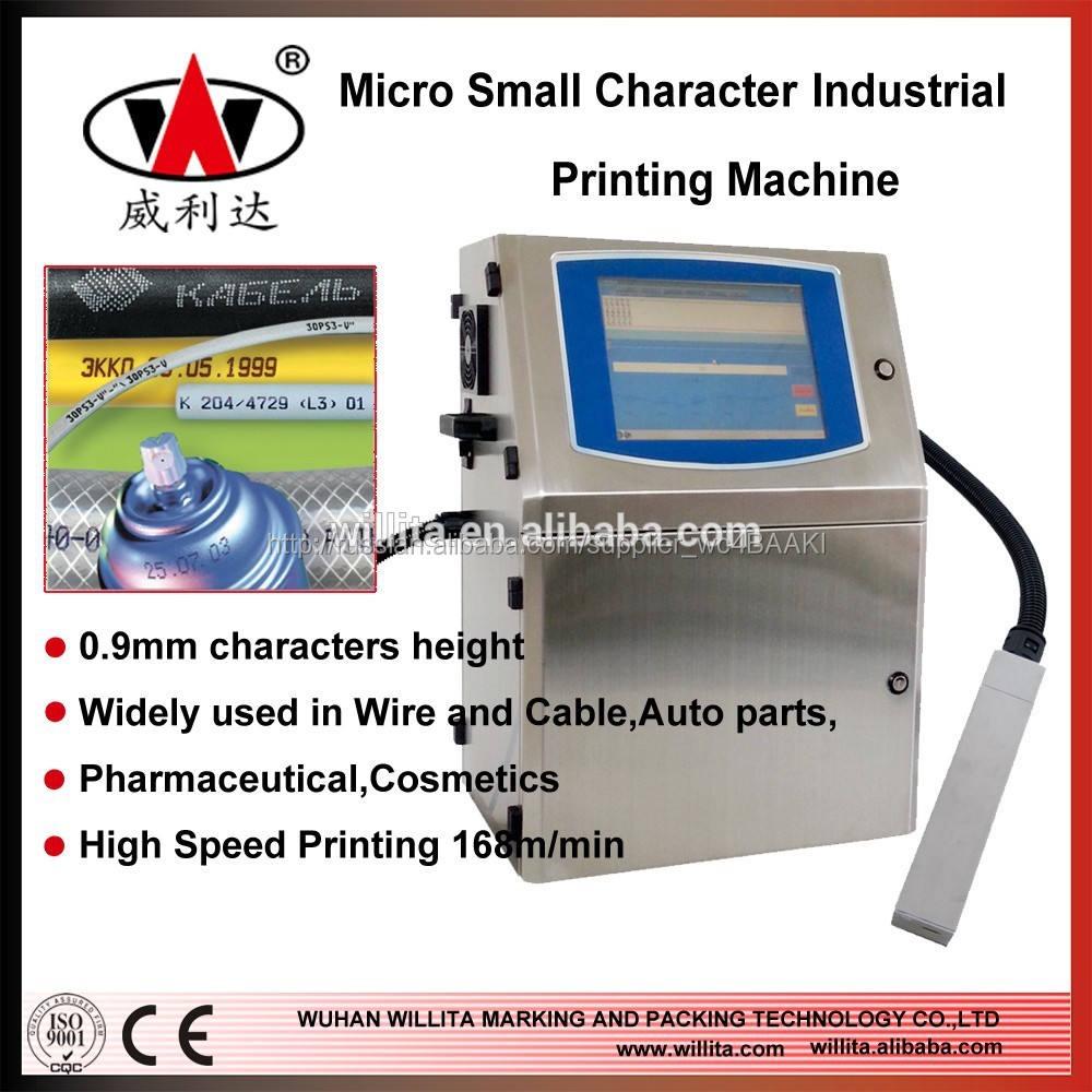 Промышленных струйных дата и пакетной код принтера