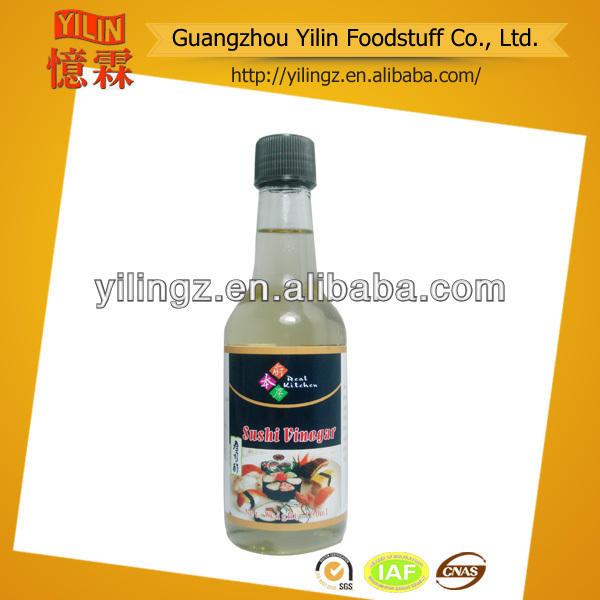 preço do competidor 150ml vidro garrafa de vinagre de sushi <span class=keywords><strong>fabricante</strong></span> marcas certificada com o haccp e iso