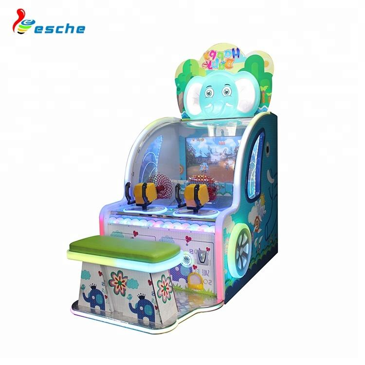 아케이드 game 기계 42 인치 <span class=keywords><strong>LCD</strong></span> 볼 슛을 쏘고 game 기계