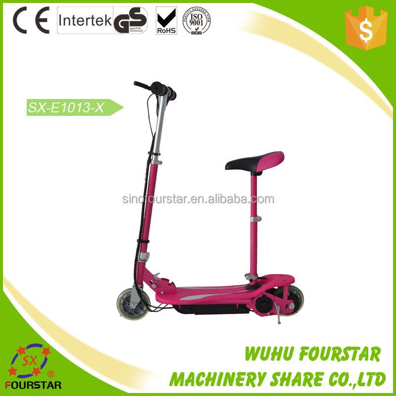 Precios en egipto 2013 kid divertido scooter eléctrico