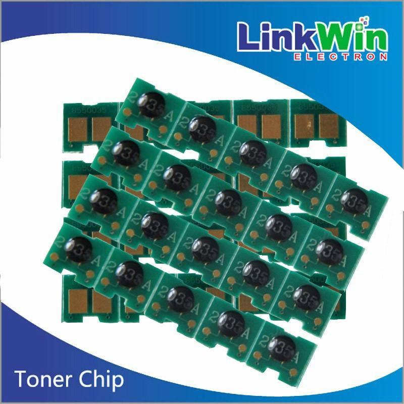 DROM optra 호환 브랜드 새로운 칩 resetter HP cc364a 10K 토너 리셋 칩 제조