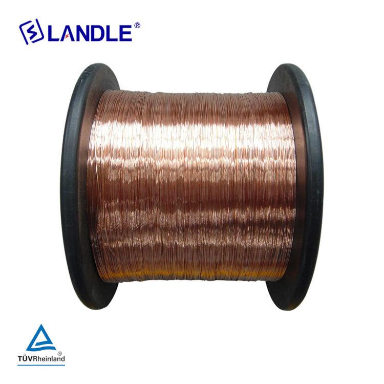 Cca/ccam fil électrique de conducteur
