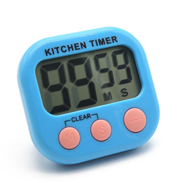 Profesional barato stock Kitchen temporizador de cuenta regresiva