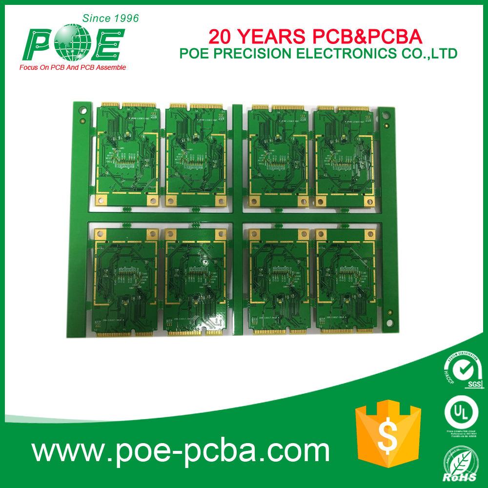Shenzhen electronic multistrato pcb schede dvr pcb fabbrica
