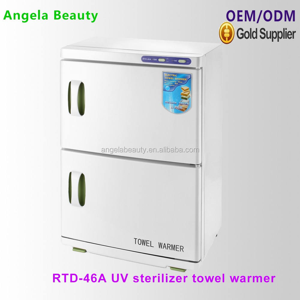 RTD-46A двойной spa УФ стерилизации машина для полотенцесушители