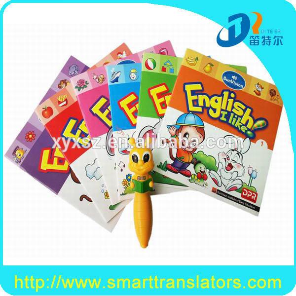 Mejor kids' mágica pluma de la lectura con el sonido <span class=keywords><strong>12</strong></span> dc009 <span class=keywords><strong>libros</strong></span>