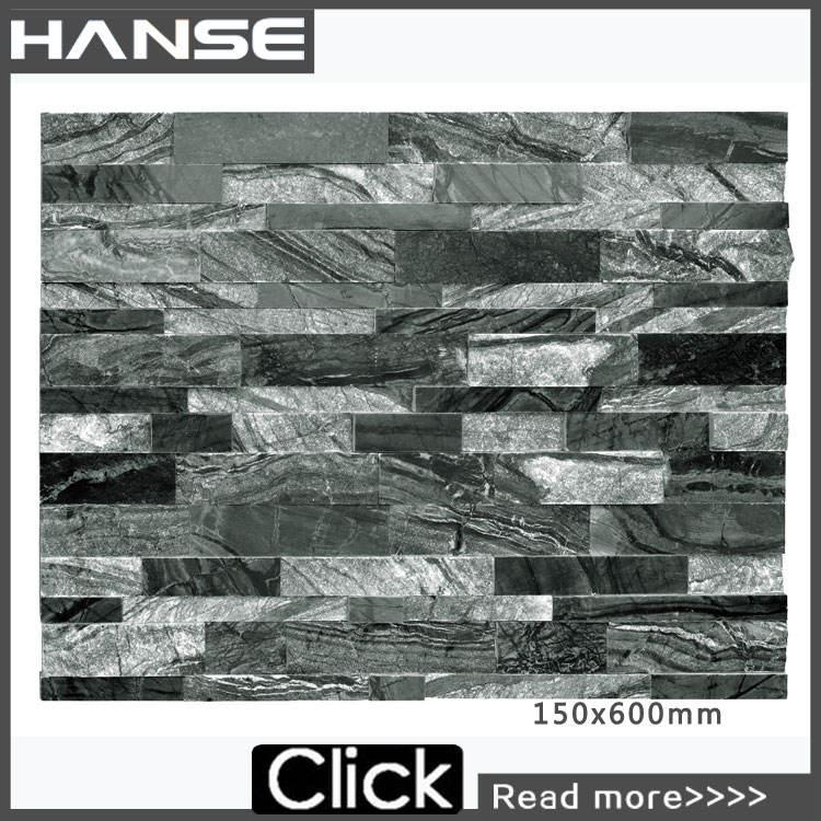 HS-DA08 kapalı taş merdiven, kalıp için dekoratif taş, taş sütunlar fayans
