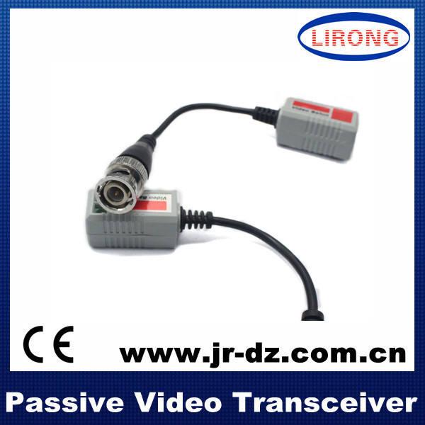 كاميرا cctv balun قناة واحدة السلبي balun محوري، balun محوري