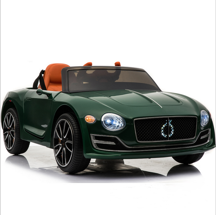 kids rechargeable battery cars, electric kids car with double battery children toy with remote control