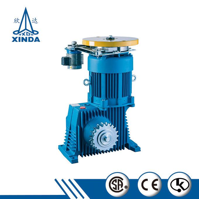 Automático escalera conducción máquina China fabricantes pequeña escalera motor