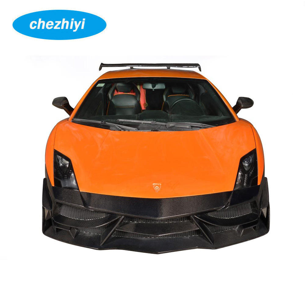 Replica Parti In Carbonio Body Kit Paraurti Anteriore Per <span class=keywords><strong>Lamborghini</strong></span> Gallardo LP550