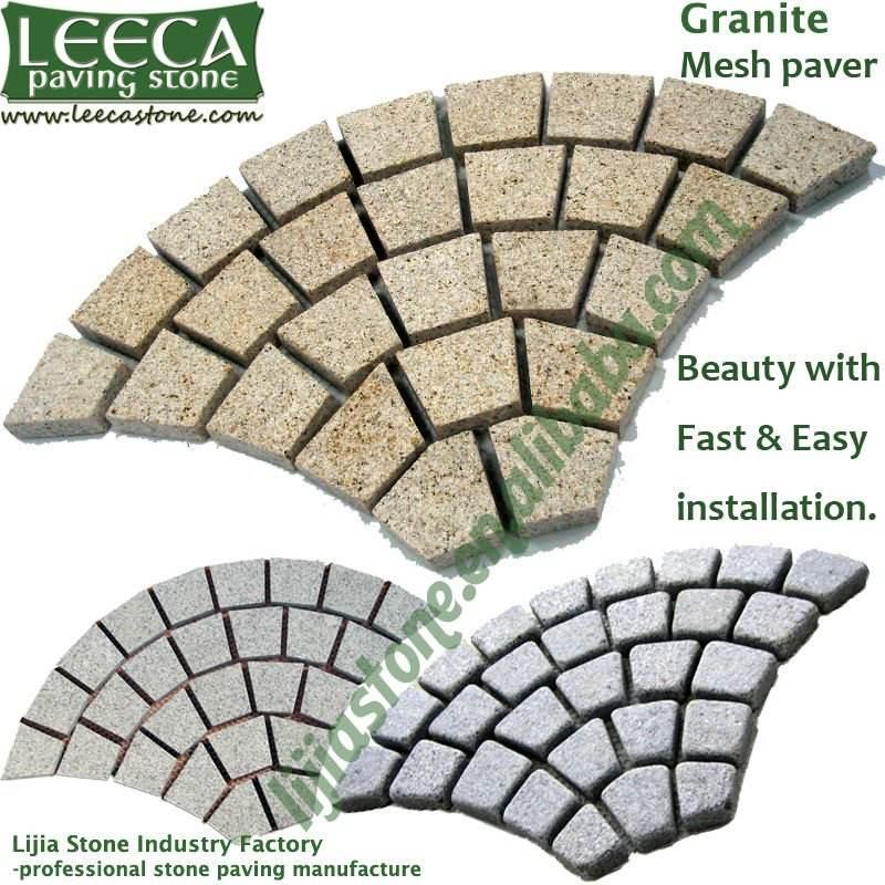 каменный пол плитка сетки