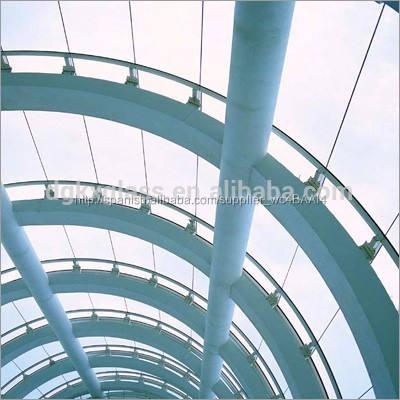 Curva de construcción de vidrio templado <span class=keywords><strong>ventanas</strong></span>