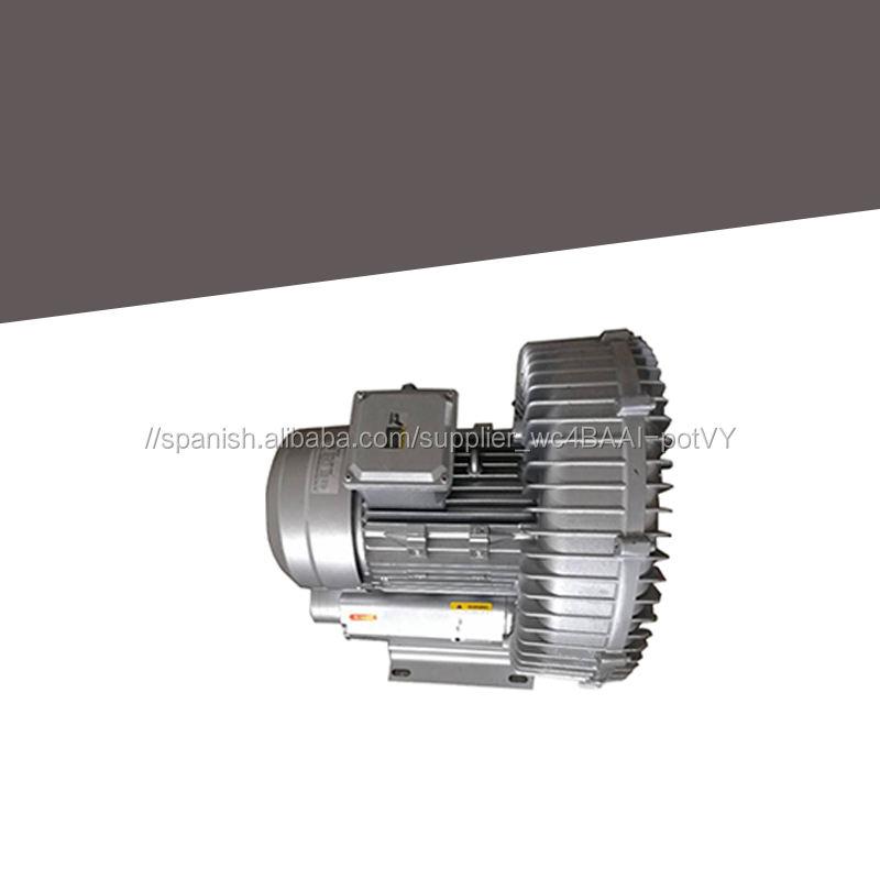 Punch recoger soplador de alta presión para el cortador de papel