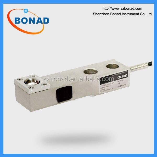 Chùm cắt duy nhất điện tử <span class=keywords><strong>căng</strong></span> gauge load cellczl808 0.5T 1T 2t