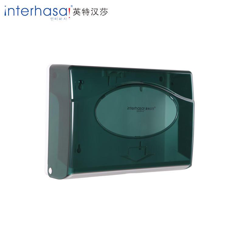 Haute qualité mur monté toilettes ABS manuel tissue box container distributeur de rouleau de papier titulaire