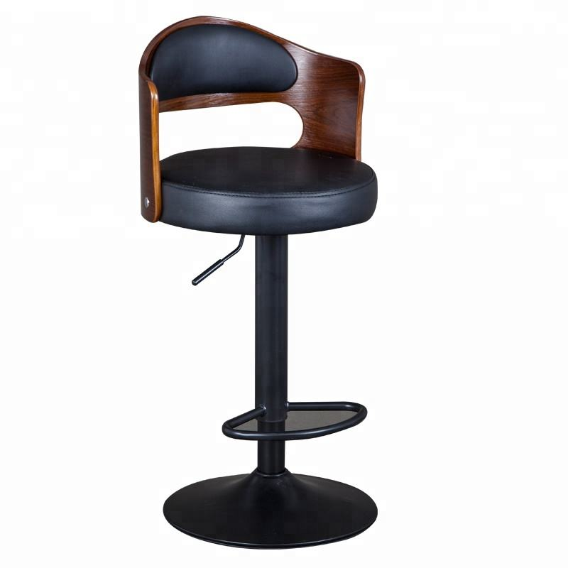 best selling free adjustable modern style bar furniture metal bar stool