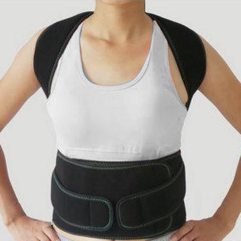 La <span class=keywords><strong>columna</strong></span> vertebral corrector apoyo lumbar cervical articulación sacroilíaca tirantes y TLSO tirantes