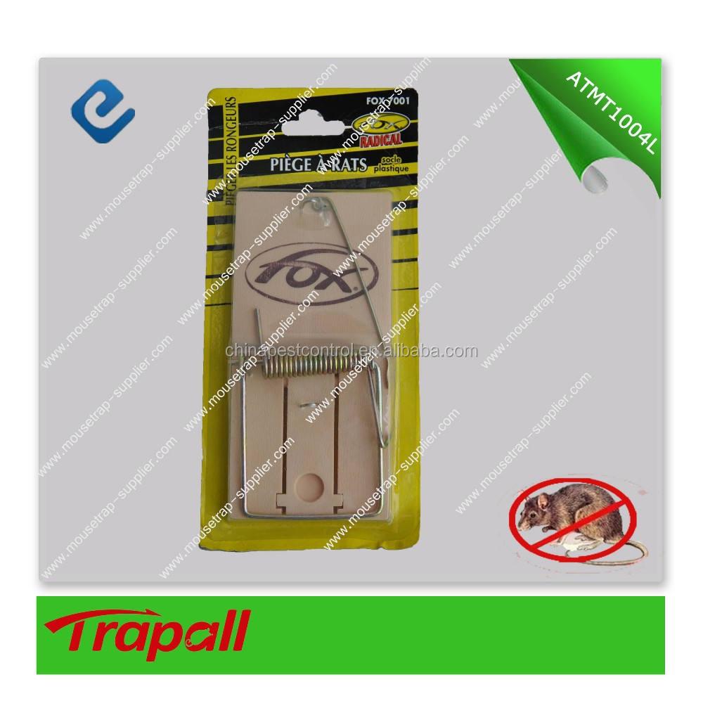 Venta de la fábrica nuevo producto plástico Rat Trap ATMT1004L