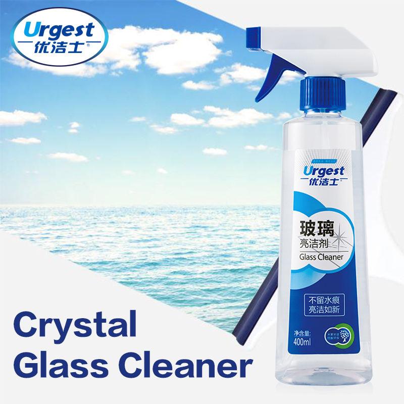 Keine Wasserzeichen Kristall Glasreiniger