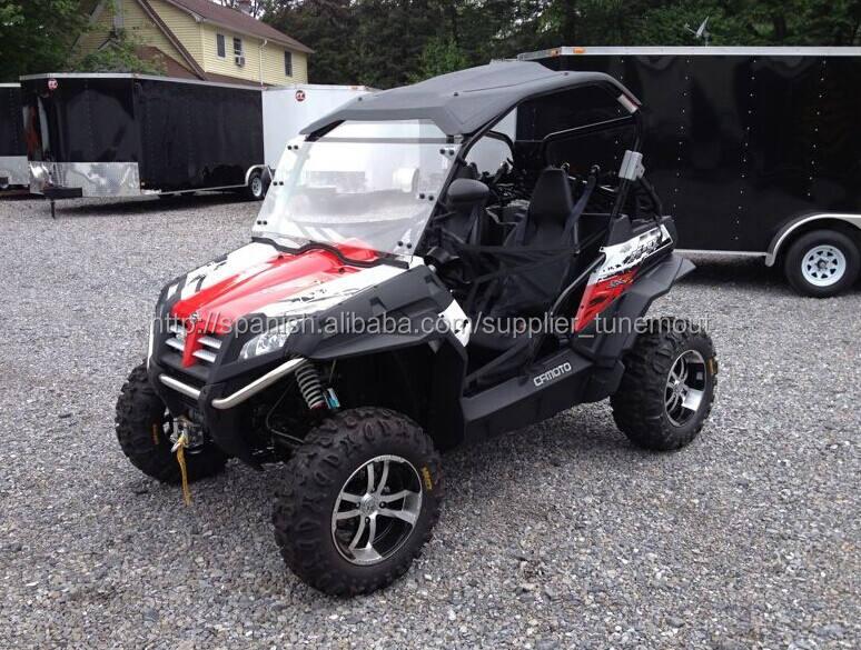 nuevo 2015 cfmoto 600cc utv buggy de carreras ATV