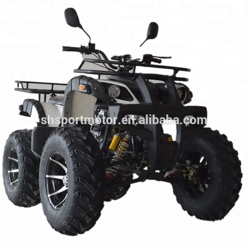 2018 de alta calidad Loncin 200CC 4 ruedas motocicleta quad atv para adultos
