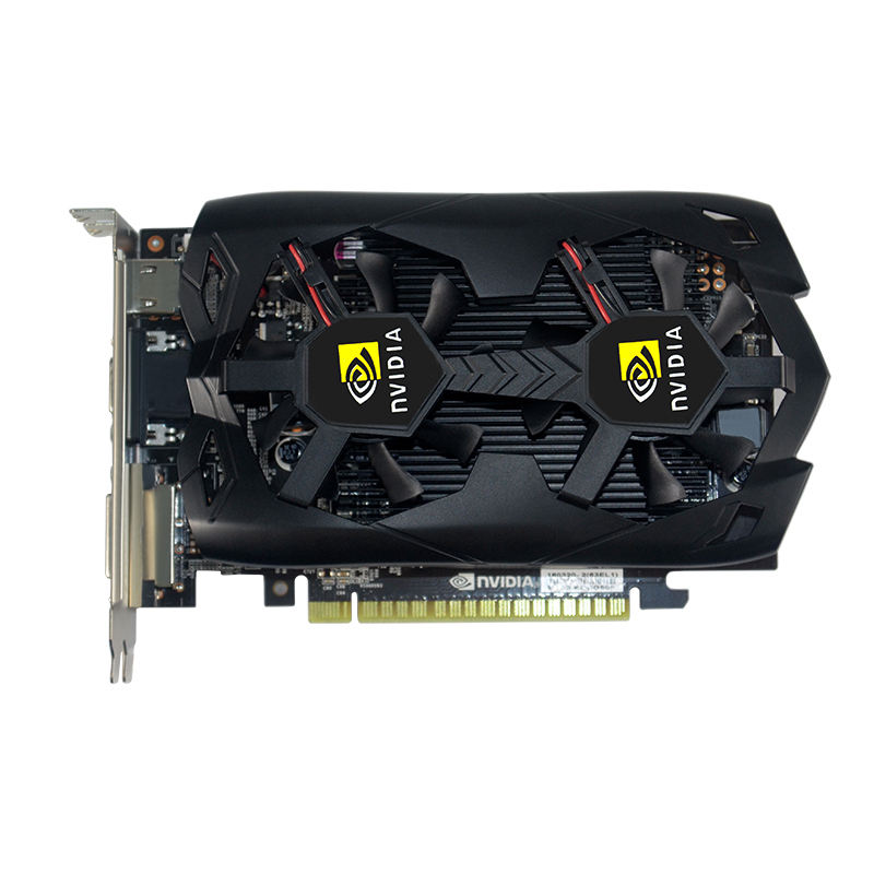 high proformance GT730 1gb ddr3 128bit pci-e vga card