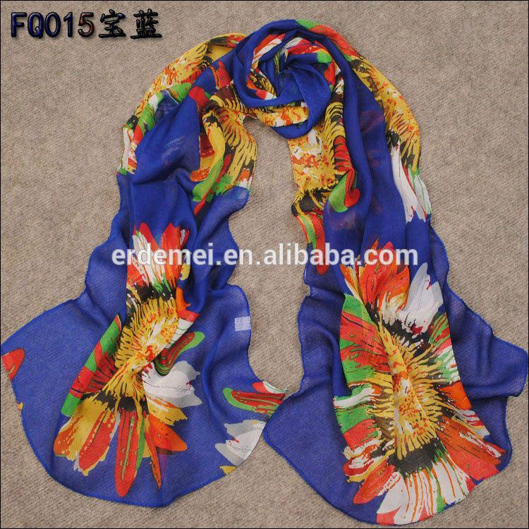 ファッション卸売りのスカーフでapparell