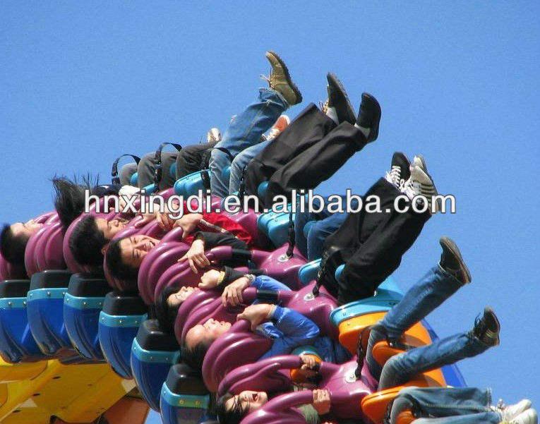 alibaba para parque de atracciones grande al aire libre del péndulo