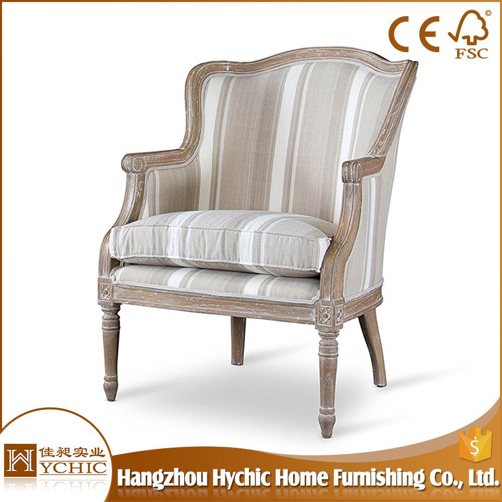 Nueva Moda dormitorio antiguo sillón sofá clásico conjunto