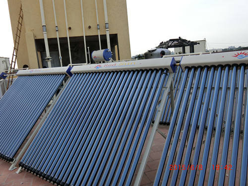 Shanghai Libang solaire chauffe-eau marque noms tata solaire chauffe-eau