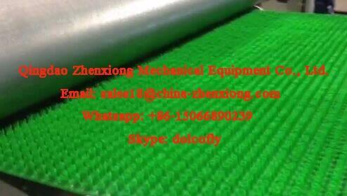인조 잔디 생산 라인/ 기계를 압출 플라스틱 잔디 매트/ LDPE 잔디 기계를 만드는