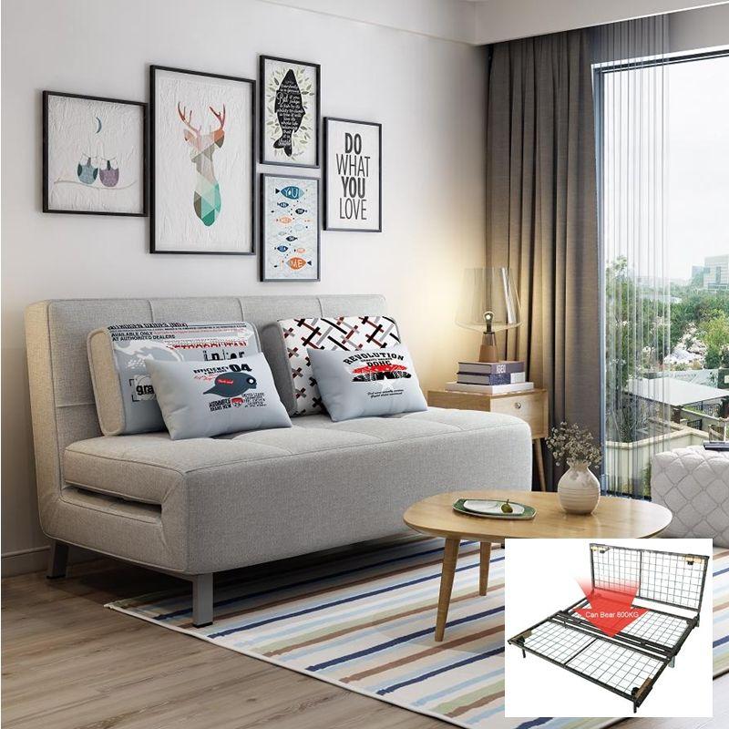 Новейшие разработки трансформатор мебель T26 2 в 1 складной диван-кровать