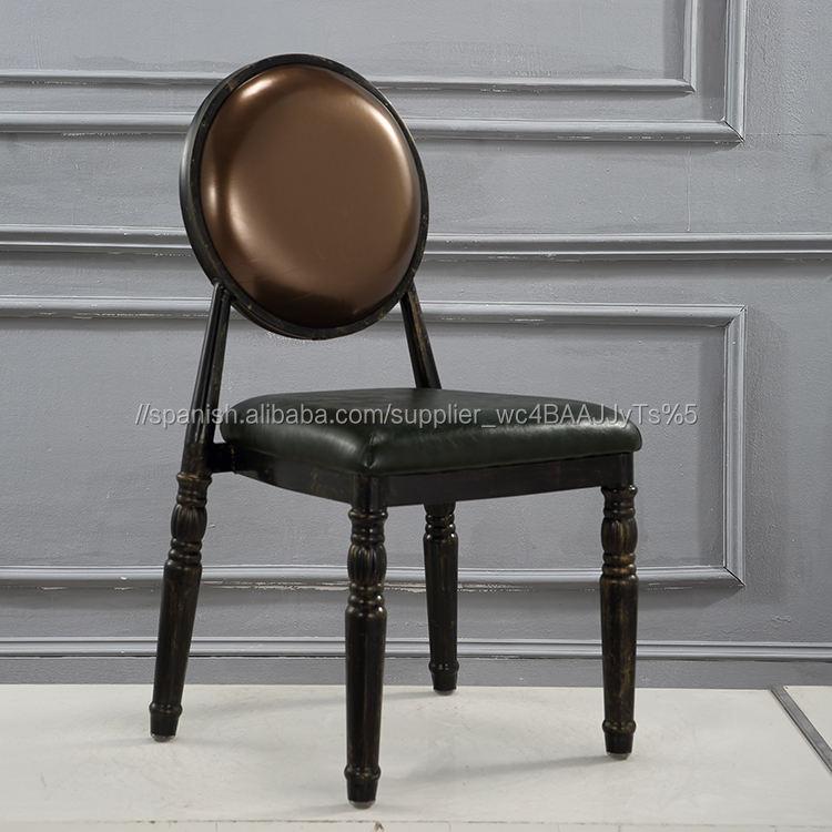 Bajo precio de la parte trasera de la silla de taburete de la barra silla de restaurante comedor y sillas de oficina con