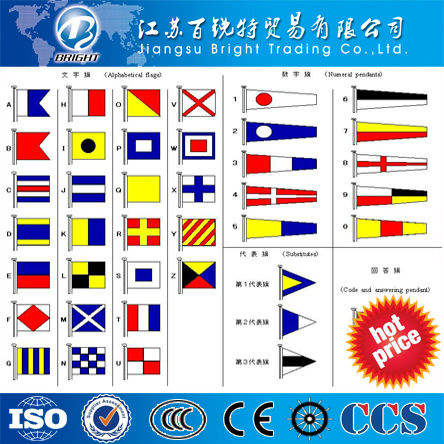 международный кодекс флаги