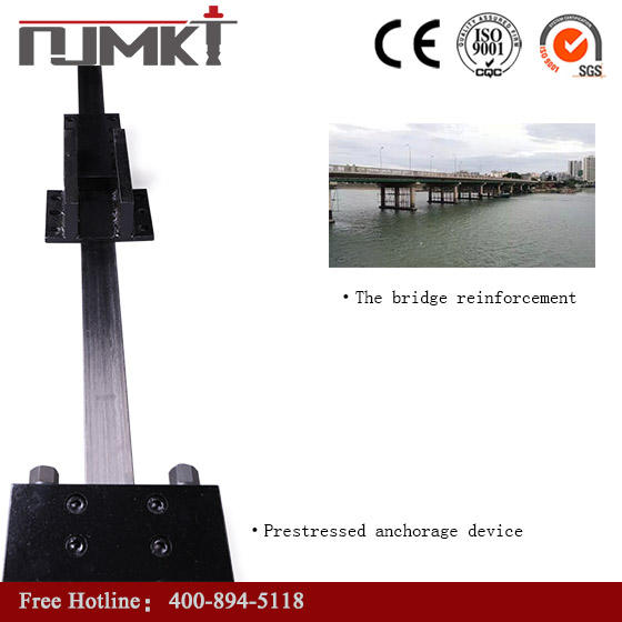 NJMKT мост арматуры производство