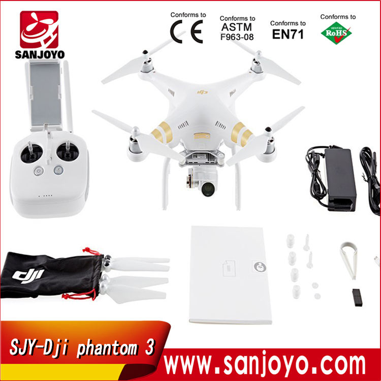 DJI Phantom 3 Professionelle Version FPV <span class=keywords><strong>RC</strong></span> Quadcopter mit 4 Karat HD Kamera <span class=keywords><strong>RTF</strong></span>