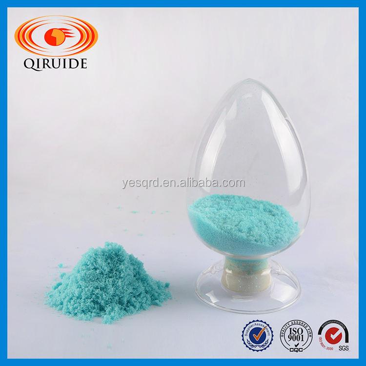 QRD marka Toptan nikel amonyum sülfat hexahydrate tuz fiyat