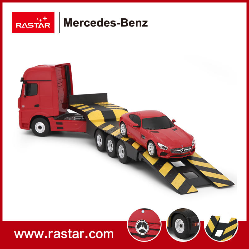 Rastar новое прибытие <span class=keywords><strong>Mercedes</strong></span> Benz дистанционного управления игрушечного грузовика