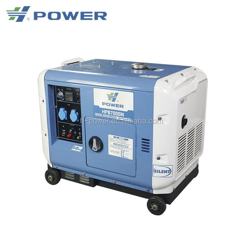 Portable super silencieux diesel <span class=keywords><strong>générateur</strong></span> de moteur prix avec une large sélection de modèles