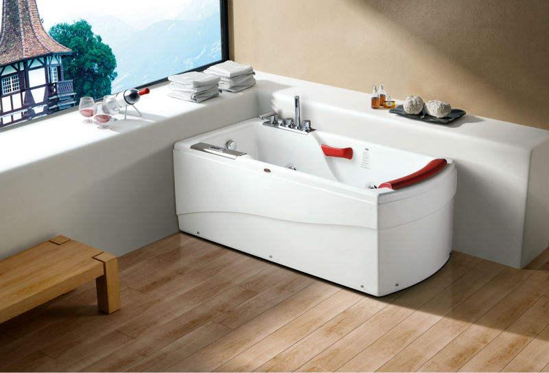 moderno bañera del masaje