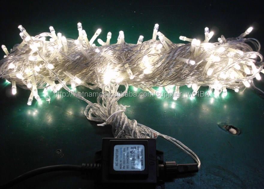 Ce Rosh giấy chứng nhận 20 mét 30 mét thời gian nghỉ garland ánh sáng/220V antifreeszing dẫn ánh sáng garland